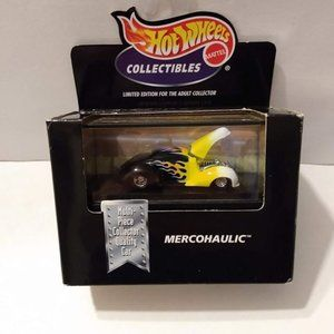 Hot Wheels Authentic Classic Cruiser Collectibles